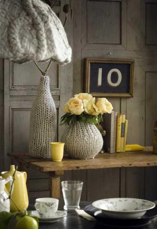 Декор для чайников: красота в простых вещах