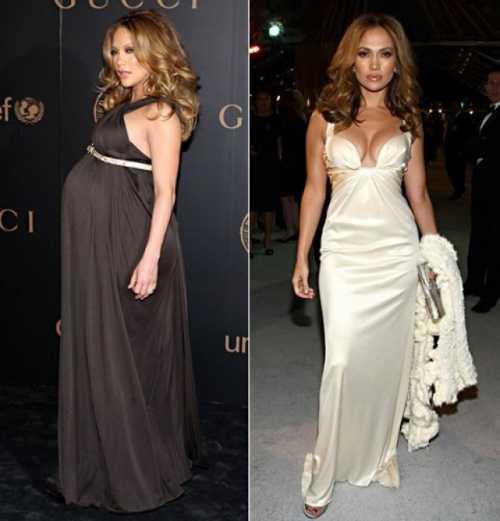 При этом она не только совмещает карьеру певицы, актрисы и модели, но и поддерживается прекрасную физическую форму