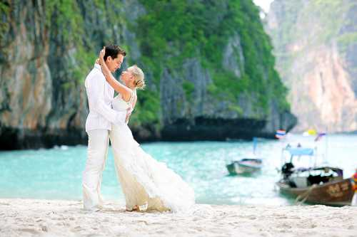 Свадьба за границей: где можно пожениться