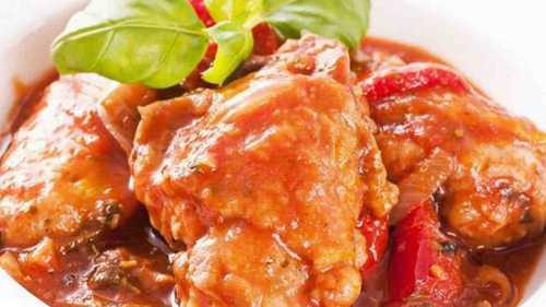 Рецепты чахохбили из курицы по