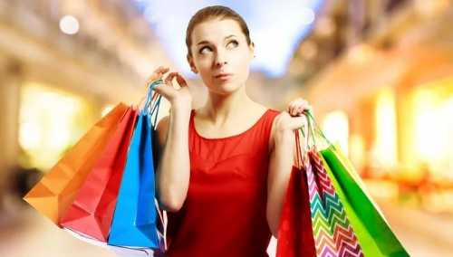 Правила разумного шопинга