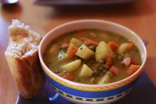 Гороховые супы с колбасой, секреты выбора