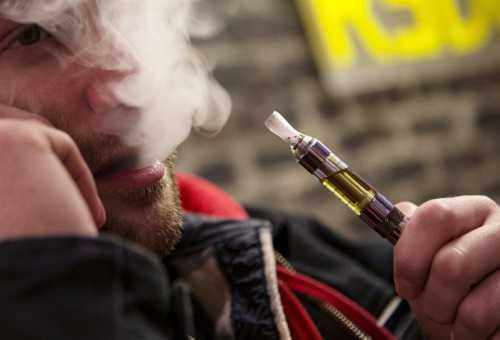 Можно ли курить электронные сигареты в