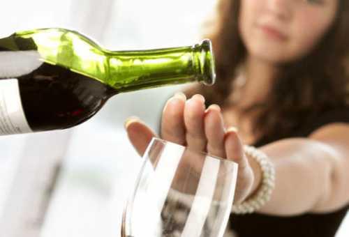 Напиток, вызывающий женское бесплодие