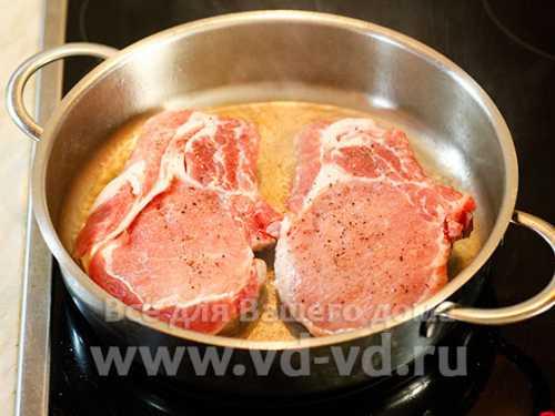 Рецепты антрекота на сковороде: секреты выбора