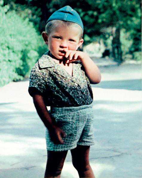 Андрей Федорцов: В детстве мой кинодебют не состоялся
