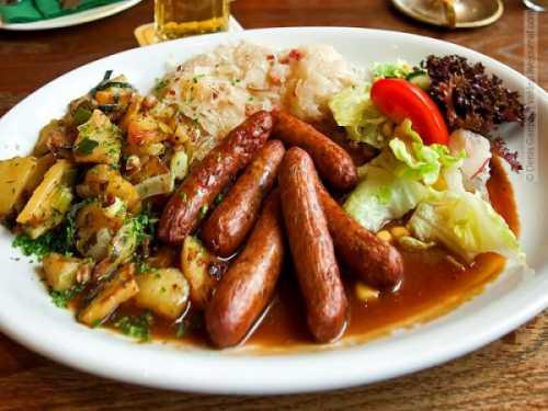 Что едят в Германии