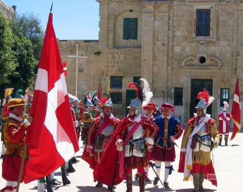Мальта: в гости к рыцарям