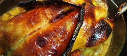 Пошаговый рецепт утки домашней в духовке,