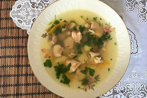 Рецепты супа из вешенок, секреты выбора