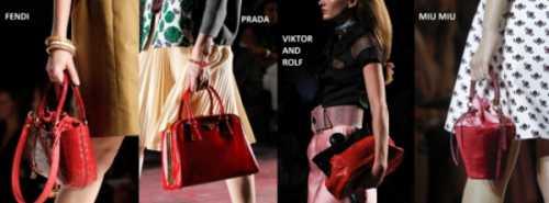 Яркие и разные: самые модные сумки весны