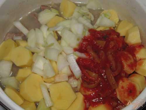 Рецепты рагу из говядины, секреты выбора