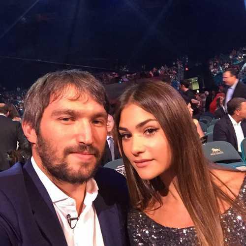 Овечкин подтвердил факт свадьбы с Шубской