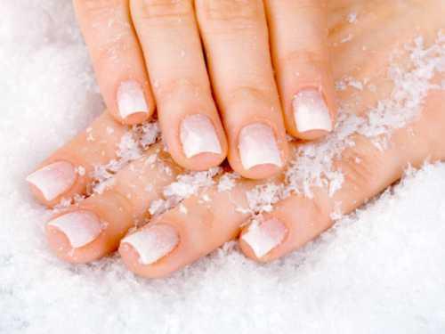 Как ухаживать за ногтями в холодное время года