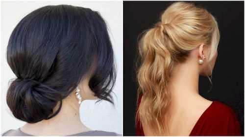 Как аккуратно собрать длинные волосы: 7 причёсок для офиса