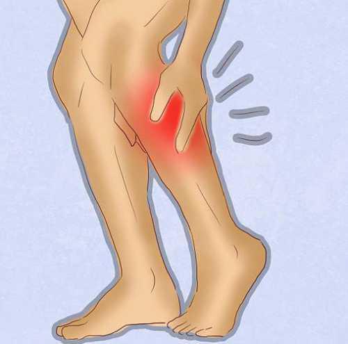 Что делать если свело ногу: в чём причина спазма,