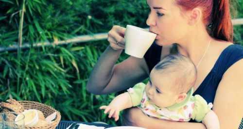 Можно ли кормящим женщинам кофе, не навредит ли
