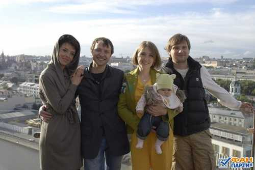 Владимир Фекленко: Мы с женой сразу решили — ребенок живет так, как родители
