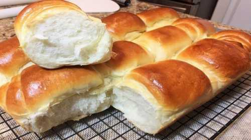 Рецепты булочек на сухих дрожжах, секреты выбора