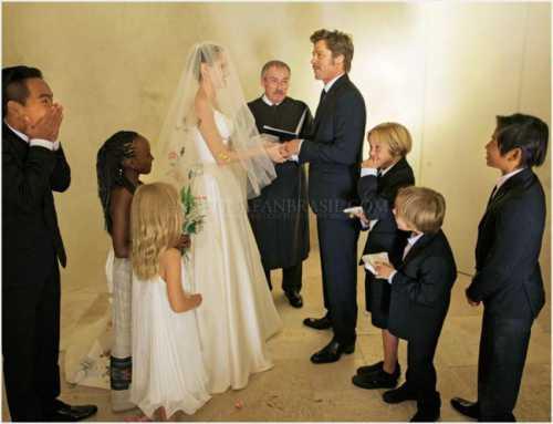 После объявления о разводе