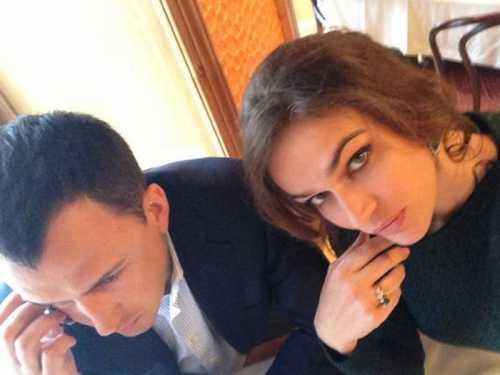 Водонаеву снова подозревают в тайном романе