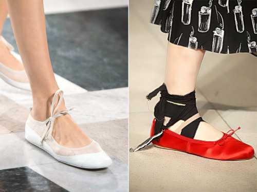 Модная обувь на лето: ТОП