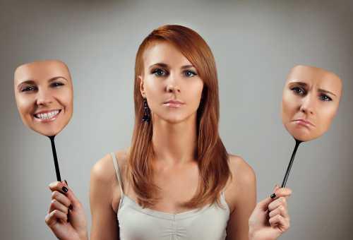 Надень лицо женская психология