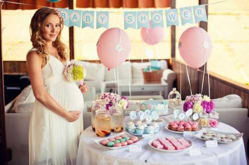 Как организовать праздник в честь рождения малыша
