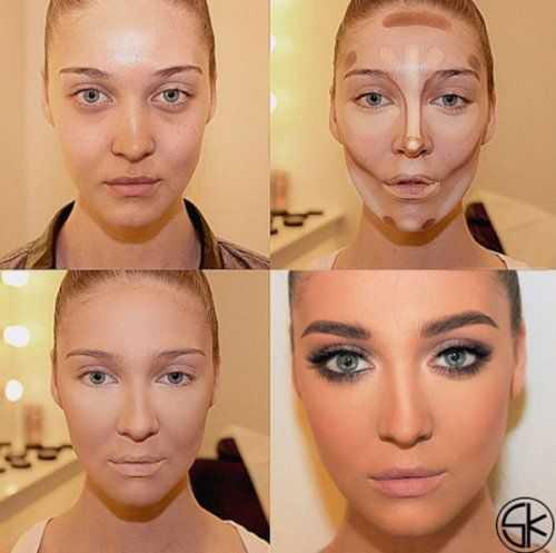 Правила создания макияжа