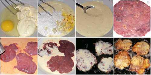 Рецепты куриной печени в сметане, секреты выбора