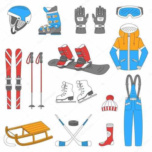 Правильная экипировка для различных видов спорта