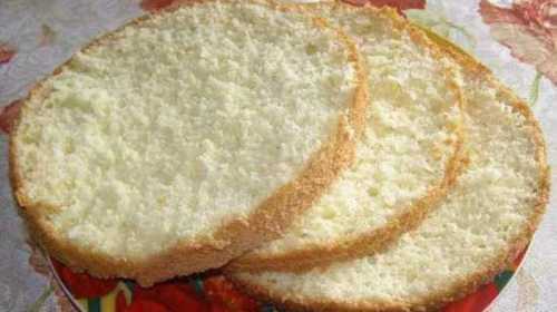 Рецепты ванильного бисквита: секреты выбора