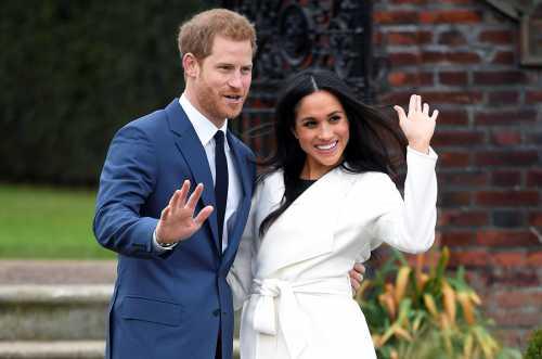 Названы дата и место свадьбы принца Гарри и Меган Маркл