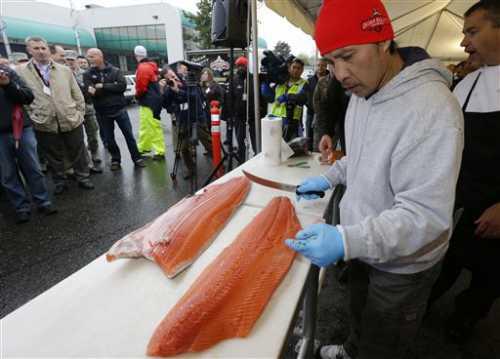 Употребление жирной рыбы способно продлевать