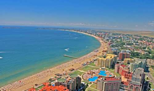 Самый разный отдых в Болгарии: популярный курорт Солнечный берег