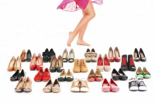 Важное об обуви