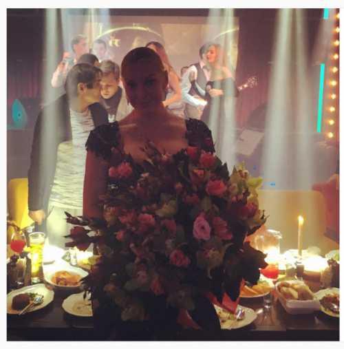 Анастасия Волочкова: Предложение о замужестве действительно поступило