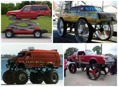 Интересно что Самый большой автомобиль в мире
