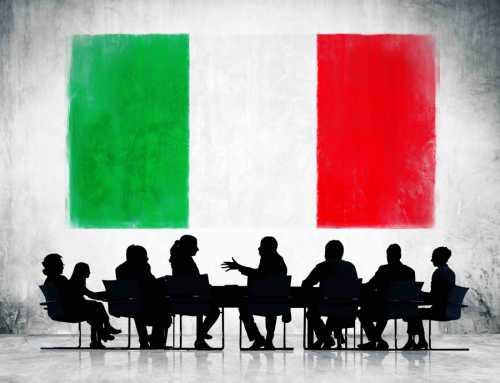 Национальные особенности этикета в Италии