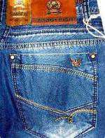 Мужские джинсы — происхождение и вид