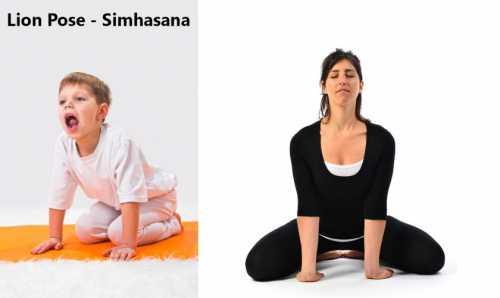 Фитнес: Йога для лица