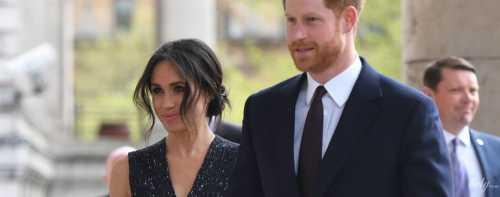 Как в сказке: новые подробности грядущей свадьбы принца Гарри и Меган Маркл