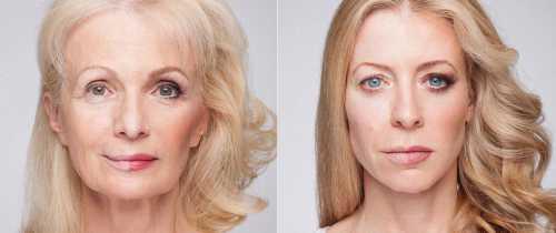 Несколько правил омолаживающего макияжа