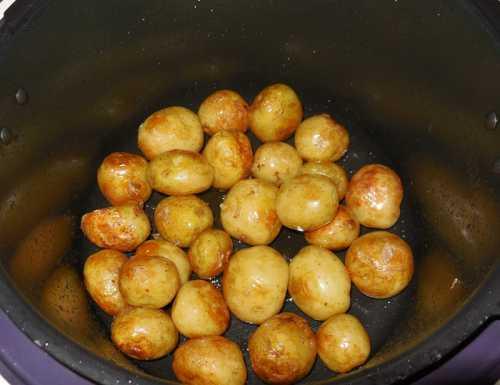 Картошка в мультиварке