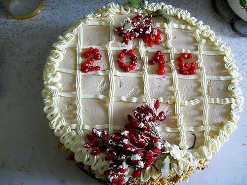 Рецепты домашнего торта на Новый год, секреты