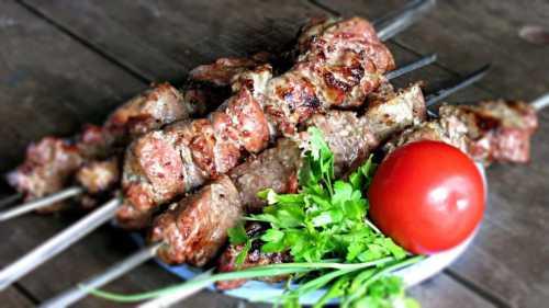 Рецепты маринада для шашлыка из свинины с