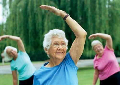 Физическая активность в любом возрасте продлевает