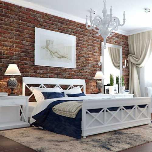 Дизайн спальни в стиле прованс, лофт, классика